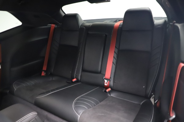 Used 2018 Dodge Challenger SRT Demon for sale Call for price at Bugatti of Greenwich in Greenwich CT 06830 17