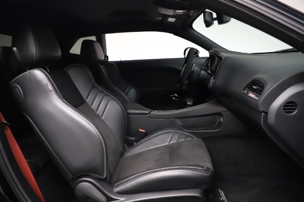 Used 2018 Dodge Challenger SRT Demon for sale Call for price at Bugatti of Greenwich in Greenwich CT 06830 19