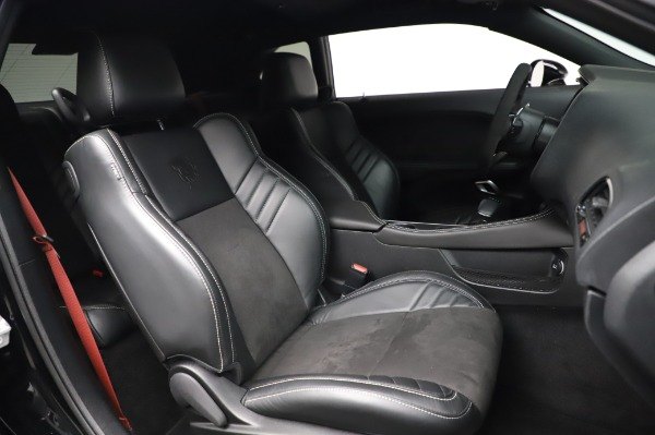 Used 2018 Dodge Challenger SRT Demon for sale Call for price at Bugatti of Greenwich in Greenwich CT 06830 20