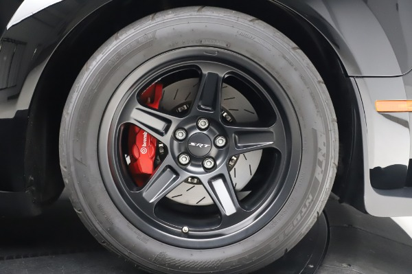 Used 2018 Dodge Challenger SRT Demon for sale Call for price at Bugatti of Greenwich in Greenwich CT 06830 24