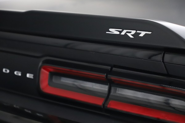 Used 2018 Dodge Challenger SRT Demon for sale Call for price at Bugatti of Greenwich in Greenwich CT 06830 26