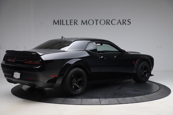 Used 2018 Dodge Challenger SRT Demon for sale Call for price at Bugatti of Greenwich in Greenwich CT 06830 8