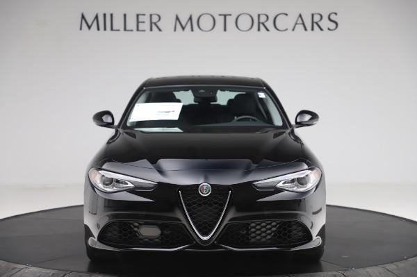New 2020 Alfa Romeo Giulia Sport Q4 for sale $48,895 at Bugatti of Greenwich in Greenwich CT 06830 12