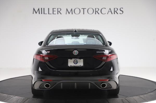 New 2020 Alfa Romeo Giulia Sport Q4 for sale $48,895 at Bugatti of Greenwich in Greenwich CT 06830 6
