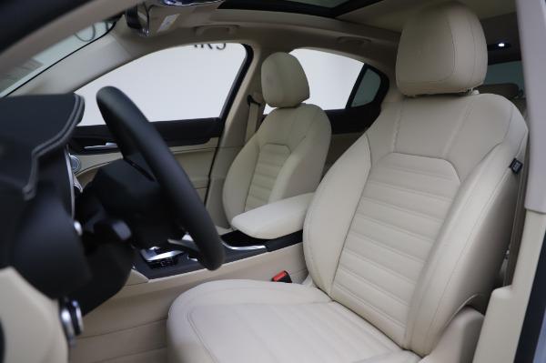 New 2020 Alfa Romeo Stelvio Ti Lusso Q4 for sale Sold at Bugatti of Greenwich in Greenwich CT 06830 15