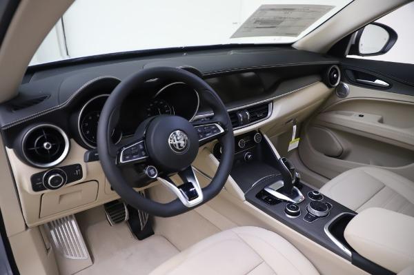 New 2020 Alfa Romeo Stelvio Ti Lusso Q4 for sale Sold at Bugatti of Greenwich in Greenwich CT 06830 17