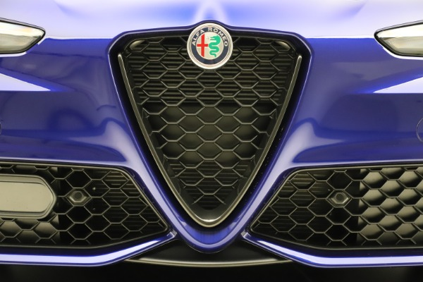 New 2020 Alfa Romeo Giulia Ti Sport Q4 for sale $47,995 at Bugatti of Greenwich in Greenwich CT 06830 13