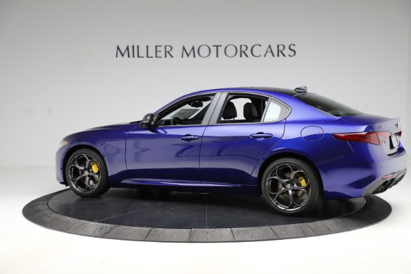 New 2020 Alfa Romeo Giulia Ti Sport Q4 for sale $47,995 at Bugatti of Greenwich in Greenwich CT 06830 4