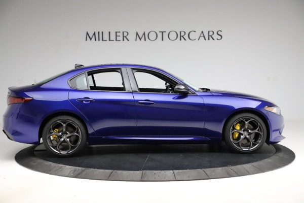 New 2020 Alfa Romeo Giulia Ti Sport Q4 for sale $47,995 at Bugatti of Greenwich in Greenwich CT 06830 9