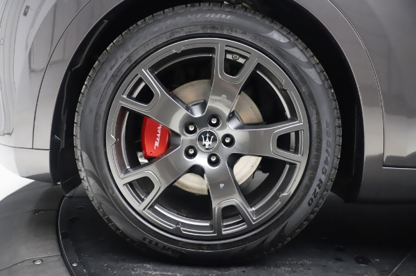 New 2020 Maserati Levante Q4 for sale $84,499 at Bugatti of Greenwich in Greenwich CT 06830 13