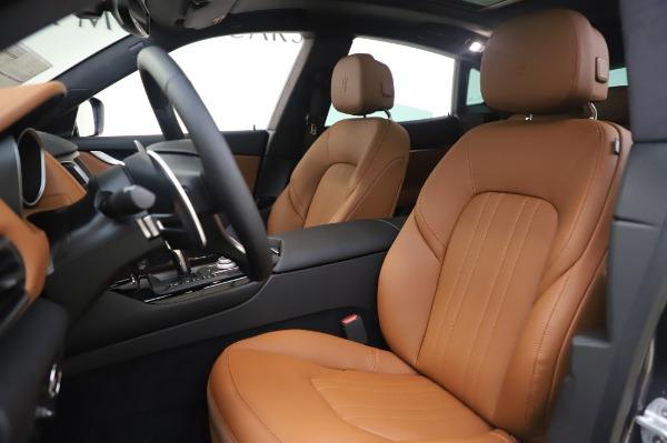 New 2020 Maserati Levante Q4 for sale $84,499 at Bugatti of Greenwich in Greenwich CT 06830 14