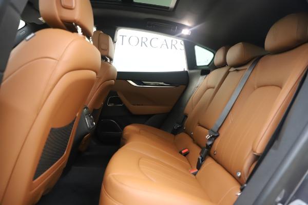 New 2020 Maserati Levante Q4 for sale $84,499 at Bugatti of Greenwich in Greenwich CT 06830 19