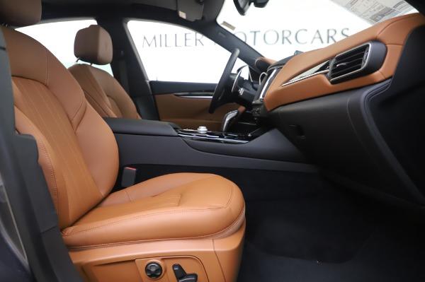 New 2020 Maserati Levante Q4 for sale $84,499 at Bugatti of Greenwich in Greenwich CT 06830 23