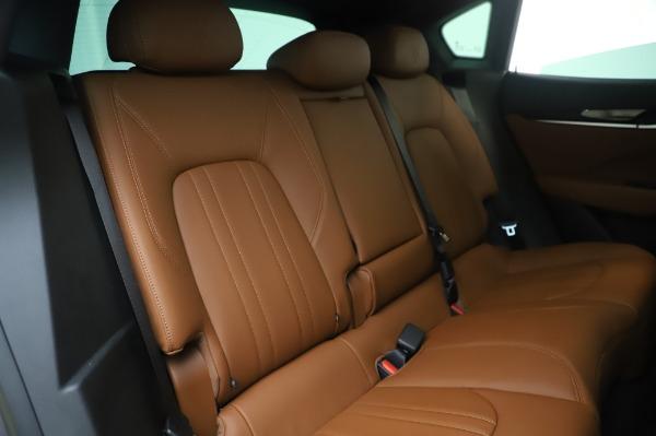 New 2020 Maserati Levante Q4 for sale $84,499 at Bugatti of Greenwich in Greenwich CT 06830 26