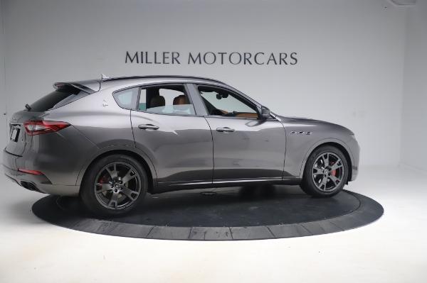 New 2020 Maserati Levante Q4 for sale $84,499 at Bugatti of Greenwich in Greenwich CT 06830 8
