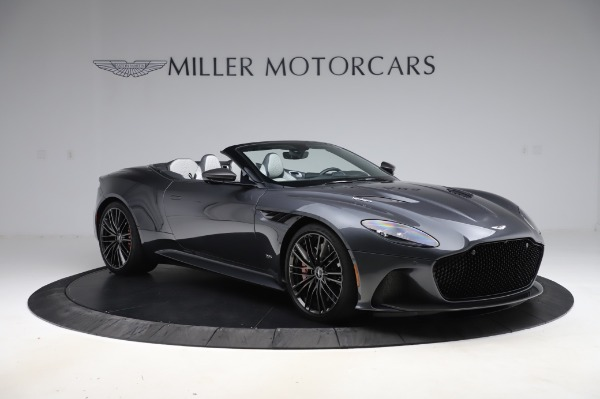 Used 2020 Aston Martin DBS Superleggera Volante for sale Sold at Bugatti of Greenwich in Greenwich CT 06830 10
