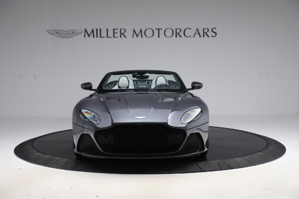 Used 2020 Aston Martin DBS Superleggera Volante for sale Sold at Bugatti of Greenwich in Greenwich CT 06830 11
