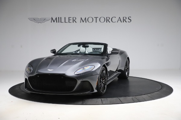 Used 2020 Aston Martin DBS Superleggera Volante for sale Sold at Bugatti of Greenwich in Greenwich CT 06830 12