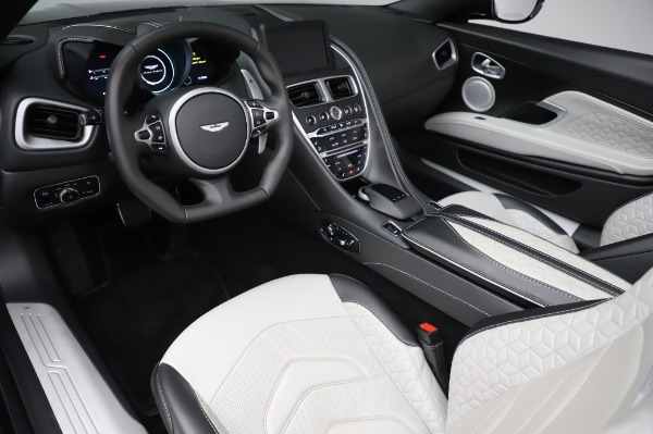 Used 2020 Aston Martin DBS Superleggera Volante for sale Sold at Bugatti of Greenwich in Greenwich CT 06830 13