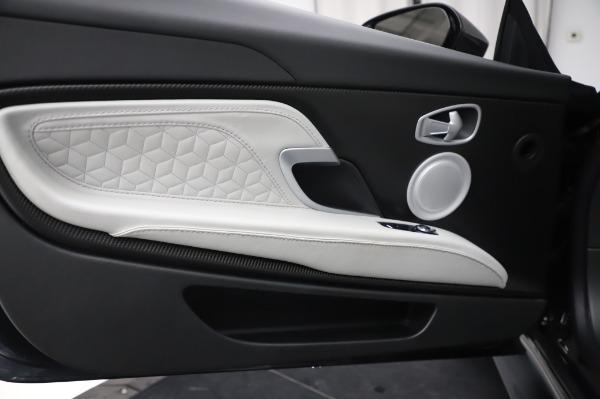 Used 2020 Aston Martin DBS Superleggera for sale $329,900 at Bugatti of Greenwich in Greenwich CT 06830 18