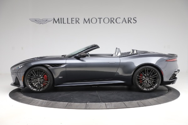 Used 2020 Aston Martin DBS Superleggera Volante for sale Sold at Bugatti of Greenwich in Greenwich CT 06830 2
