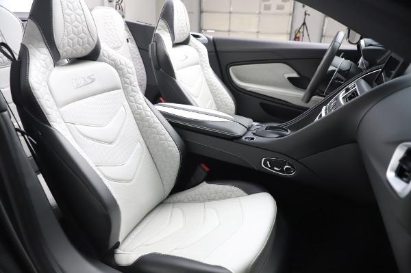 Used 2020 Aston Martin DBS Superleggera for sale $329,900 at Bugatti of Greenwich in Greenwich CT 06830 23