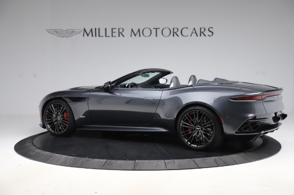 Used 2020 Aston Martin DBS Superleggera Volante for sale Sold at Bugatti of Greenwich in Greenwich CT 06830 3