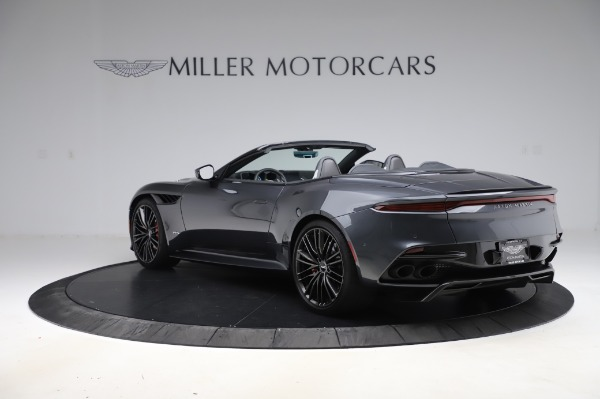 Used 2020 Aston Martin DBS Superleggera Volante for sale Sold at Bugatti of Greenwich in Greenwich CT 06830 4
