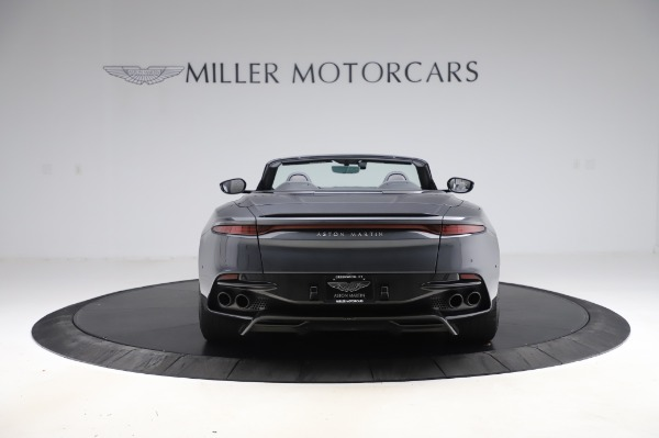 Used 2020 Aston Martin DBS Superleggera Volante for sale Sold at Bugatti of Greenwich in Greenwich CT 06830 5