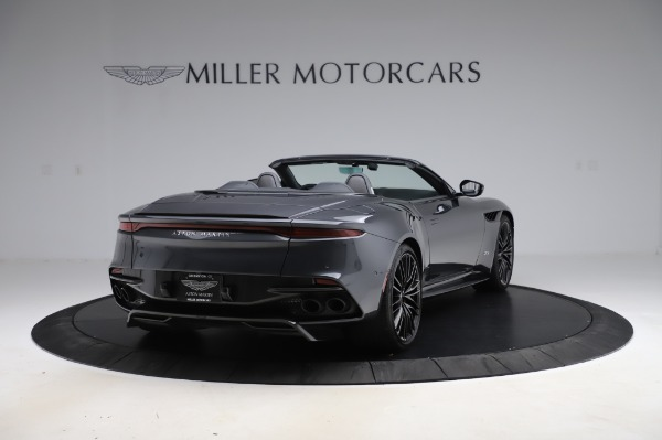 Used 2020 Aston Martin DBS Superleggera Volante for sale Sold at Bugatti of Greenwich in Greenwich CT 06830 6