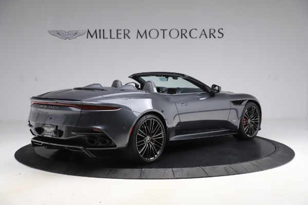 Used 2020 Aston Martin DBS Superleggera Volante for sale Sold at Bugatti of Greenwich in Greenwich CT 06830 7