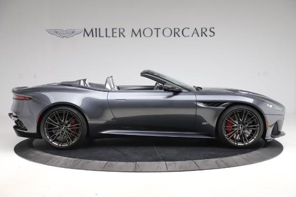 Used 2020 Aston Martin DBS Superleggera Volante for sale Sold at Bugatti of Greenwich in Greenwich CT 06830 8