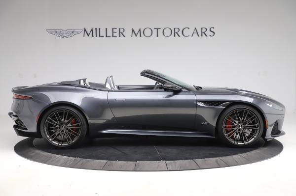 Used 2020 Aston Martin DBS Superleggera for sale $329,900 at Bugatti of Greenwich in Greenwich CT 06830 8
