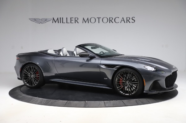 Used 2020 Aston Martin DBS Superleggera Volante for sale Sold at Bugatti of Greenwich in Greenwich CT 06830 9