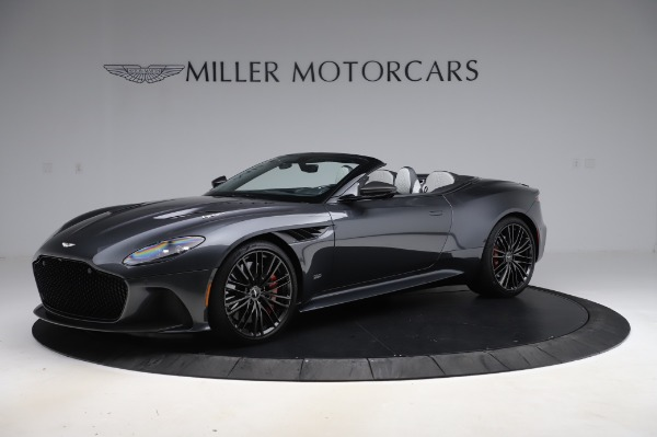 Used 2020 Aston Martin DBS Superleggera Volante for sale Sold at Bugatti of Greenwich in Greenwich CT 06830 1
