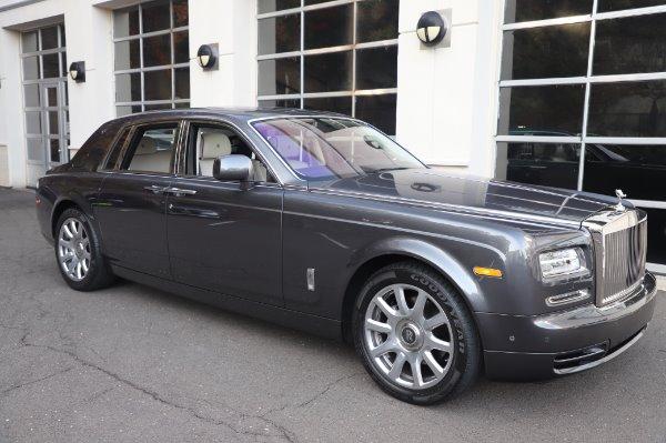 Used 2014 Rolls-Royce Phantom for sale $219,900 at Bugatti of Greenwich in Greenwich CT 06830 13