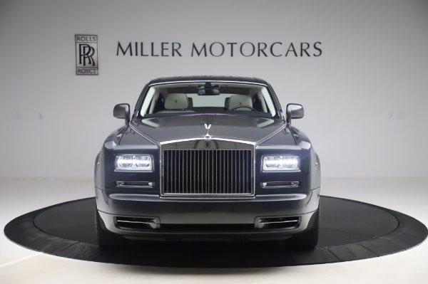 Used 2014 Rolls-Royce Phantom for sale $219,900 at Bugatti of Greenwich in Greenwich CT 06830 2