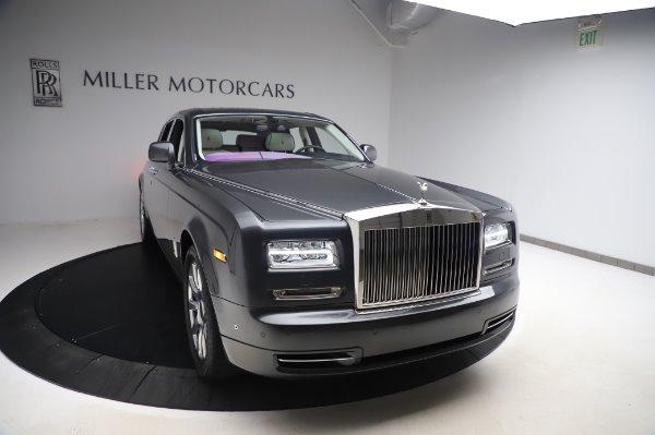 Used 2014 Rolls-Royce Phantom for sale $219,900 at Bugatti of Greenwich in Greenwich CT 06830 3