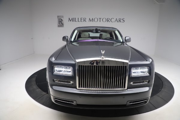 Used 2014 Rolls-Royce Phantom for sale $219,900 at Bugatti of Greenwich in Greenwich CT 06830 4