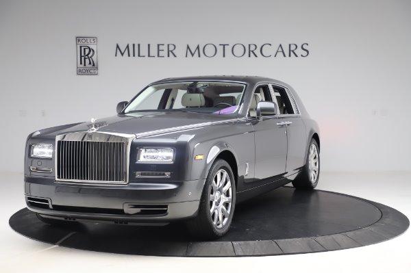 Used 2014 Rolls-Royce Phantom for sale $219,900 at Bugatti of Greenwich in Greenwich CT 06830 5