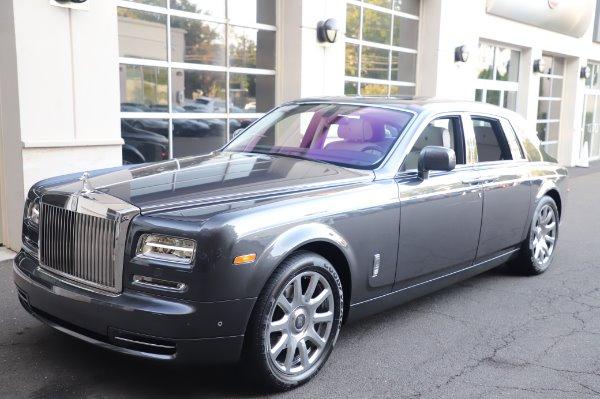 Used 2014 Rolls-Royce Phantom for sale $219,900 at Bugatti of Greenwich in Greenwich CT 06830 7
