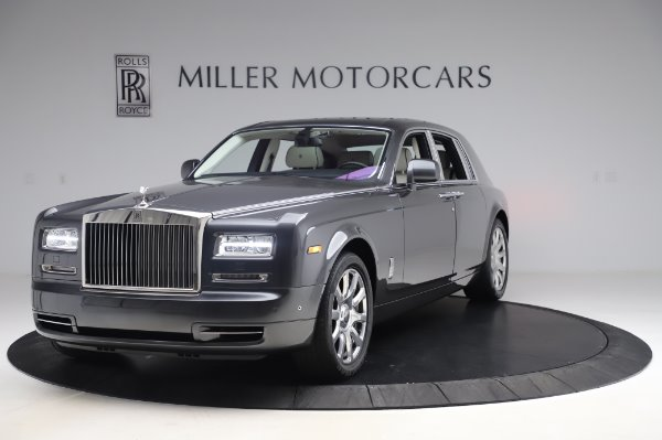 Used 2014 Rolls-Royce Phantom for sale $219,900 at Bugatti of Greenwich in Greenwich CT 06830 1