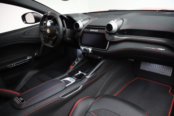 Used 2018 Ferrari GTC4Lusso for sale Call for price at Bugatti of Greenwich in Greenwich CT 06830 19