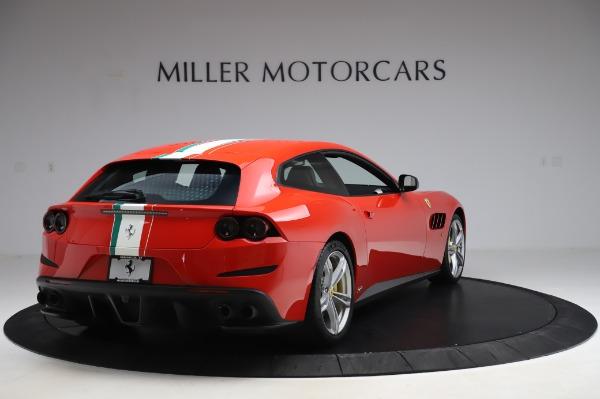 Used 2018 Ferrari GTC4Lusso for sale Call for price at Bugatti of Greenwich in Greenwich CT 06830 7