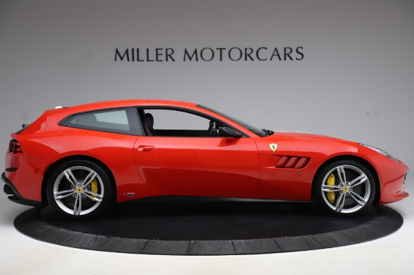 Used 2018 Ferrari GTC4Lusso for sale Call for price at Bugatti of Greenwich in Greenwich CT 06830 9