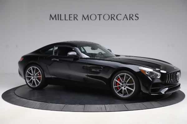 Used 2018 Mercedes-Benz AMG GT S for sale $103,900 at Bugatti of Greenwich in Greenwich CT 06830 10