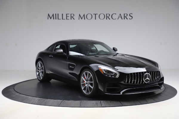 Used 2018 Mercedes-Benz AMG GT S for sale $103,900 at Bugatti of Greenwich in Greenwich CT 06830 11