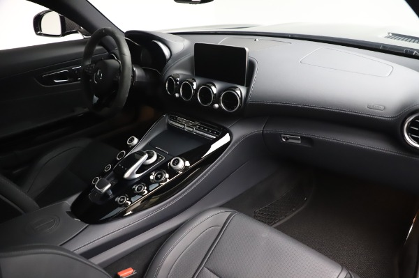 Used 2018 Mercedes-Benz AMG GT S for sale $103,900 at Bugatti of Greenwich in Greenwich CT 06830 17