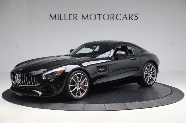 Used 2018 Mercedes-Benz AMG GT S for sale $103,900 at Bugatti of Greenwich in Greenwich CT 06830 2