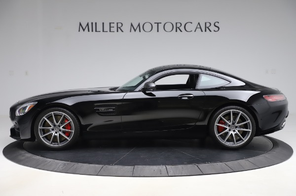 Used 2018 Mercedes-Benz AMG GT S for sale $103,900 at Bugatti of Greenwich in Greenwich CT 06830 3